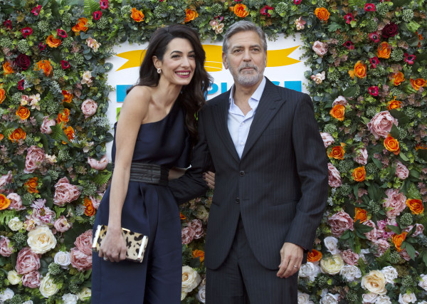 George Clooney, Amal Clooney's Marriage Collapsed In 2020? Here's The Truth George-clooney-amal-clooney