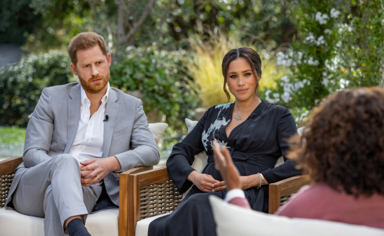 Prince Harry and Meghan Markle to lift lid on royal split in Oprah interview