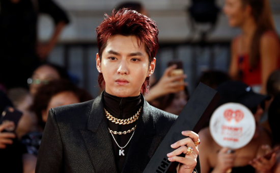 Brands cut ties with Chinese-Canadian star Kris Wu after rape accusation